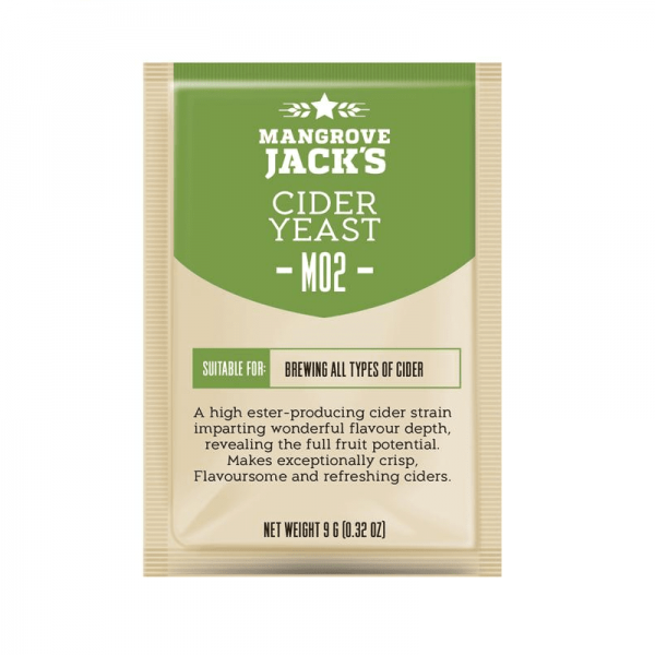 Ciderhefe Mangrove Jack's Craft 10g