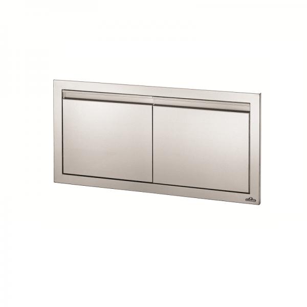 NAPOLEON DOUBLE-DOOR, oblong, 2 doors