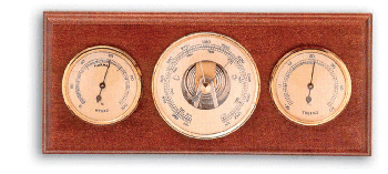 Thermo-Hygro-Barometer
