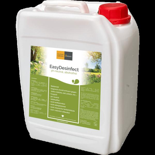 EasyDesinfect, Desinfektion Wasserbasis, 25 lt
