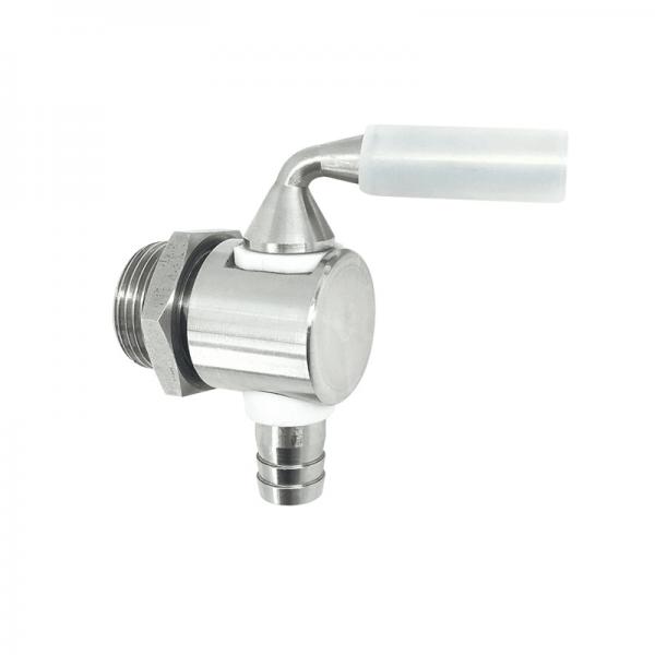 Stainless steel drain valve