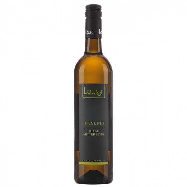 Laurer Wein Riesling Ried Mitterberg 0,75 l