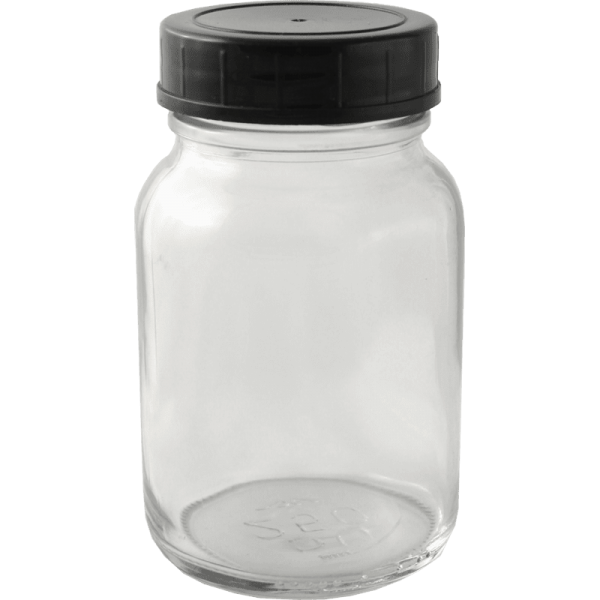 FRACTIONATION GLASSWARE with Screw-Cap, 30ml