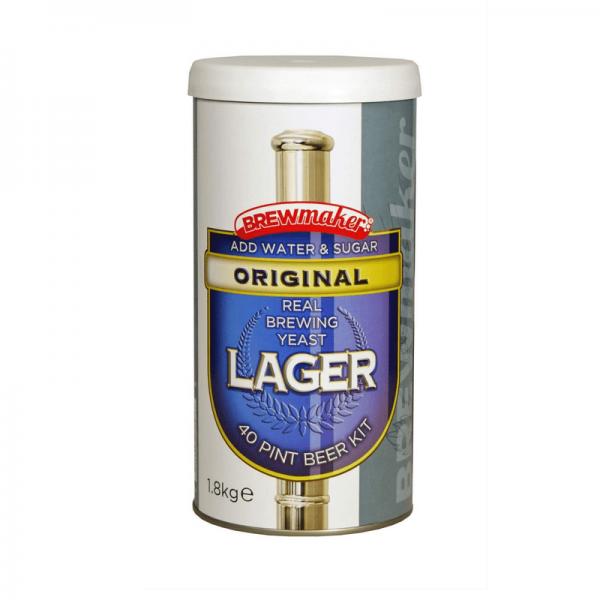 Heimbrauset Brewmaker Original Lager 1,8kg