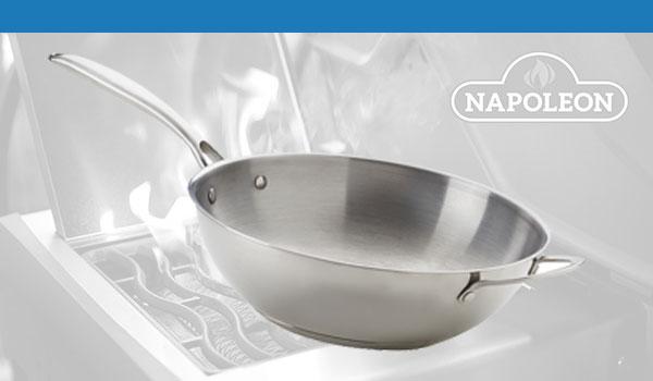 napoleon-Grillgeschirr