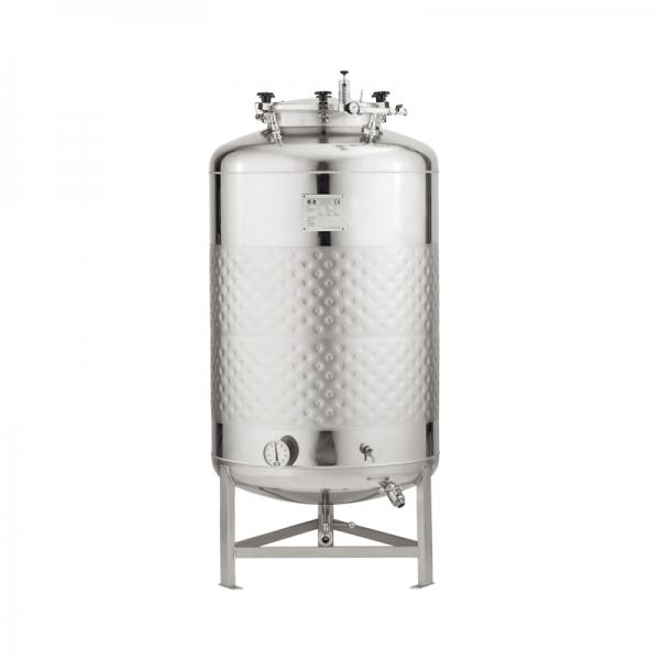 Speidel Edelstahl-drucktank 625l, 2.5 bar