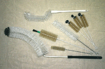 Balloon Cleaning Brush large