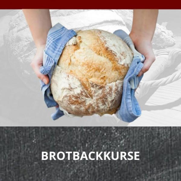 holzeis - BROTBACKKURS Langzeitgeführte Teige