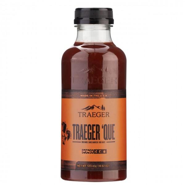 Traeger BBQ Sauce - 'que BBQ 600g