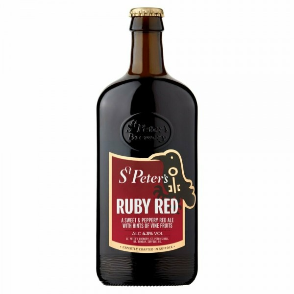 Spezialbier St. Peter's Ruby Red Ale 4.3%