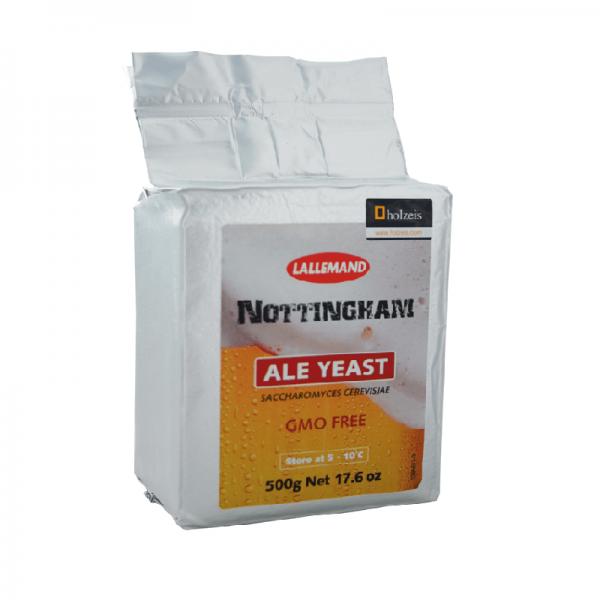 Nottingham Ale Beer Yeast top-fermenting, 500 g