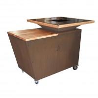 Flare Grill Outdoor-Küche Grillblock - Bekannt aus 2 Minuten 2 Millionen, Puls4® !