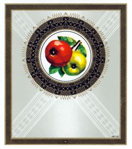 "Etiketten ""Apfel"" 25 Stk."