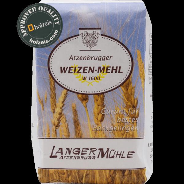 Mehl Österreich, Weizenmehl W1600, 1 kg