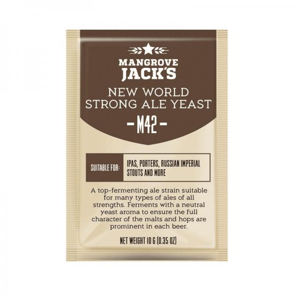 Mangrove Jack's Craft Yeast, British Ale 10g