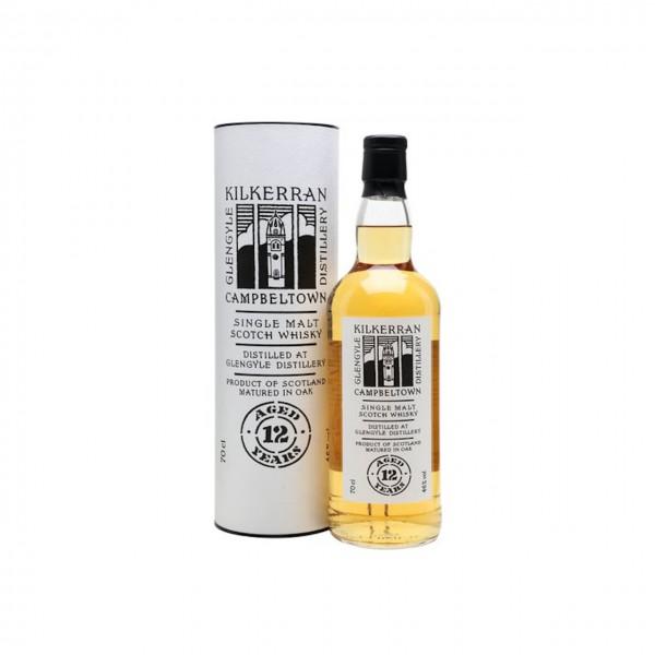 Whisky Kilkerran 12y. Single Malt Scotch