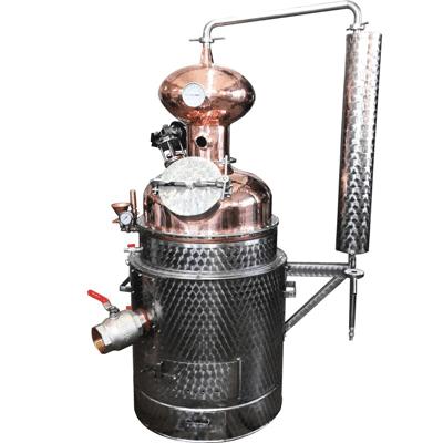 holzeis - SCHNAPPS DISTILLERY WS 120 Pre, 120 liters