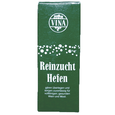 Selected Yeast for 1200 l, cold fermentation yeast