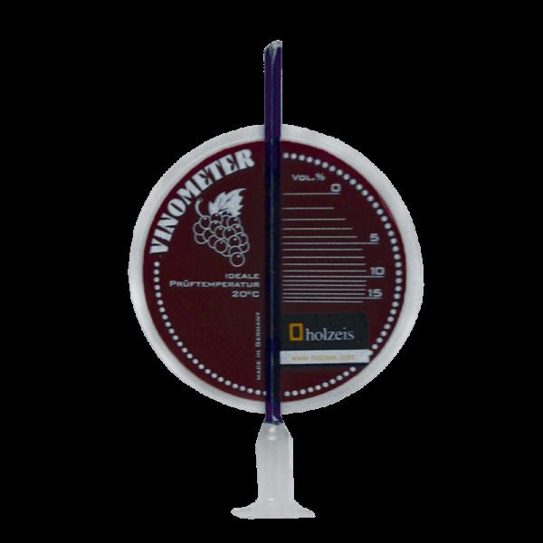 Precision vinometer for alcohol determination / wine