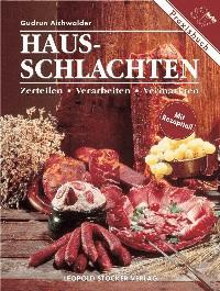 Hausschlachten/Aichwalder 181 S./STV