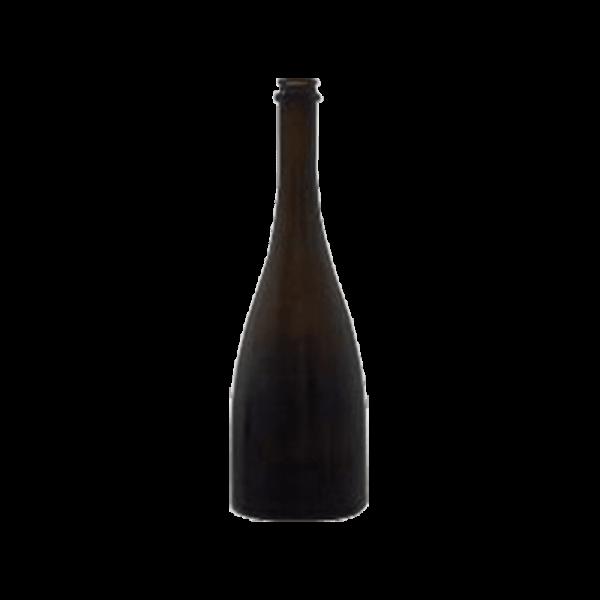 Sektflasche 0,75 l, antik
