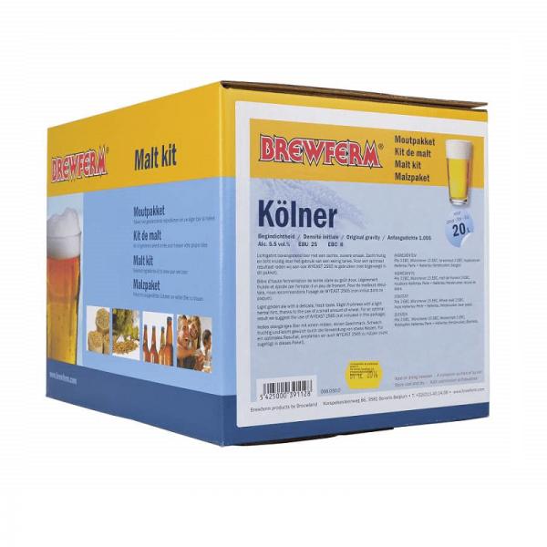 Maltkit Brewferm Kölner For 20 Ltrs