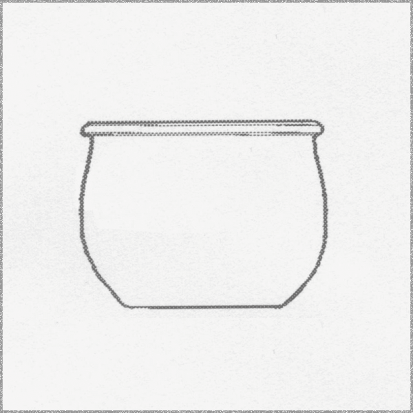 WECK EINKOCHGLAS Tulpenform 500 ml, 6 Stk. Pkg 744