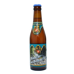 Special beer Blanche des Honneles