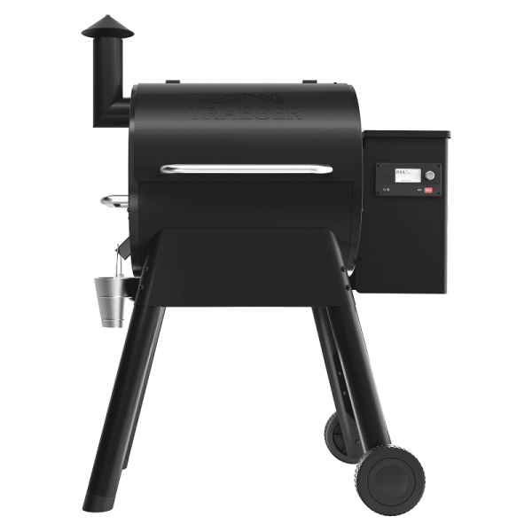 TRAEGER SMOKER PELLETGRILL PRO D2 575, black