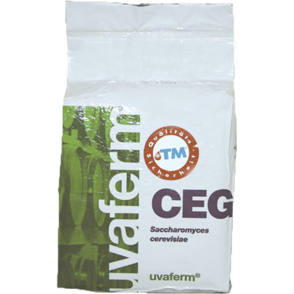 Dry Selected Yeast Uvaferm CEG 500 g