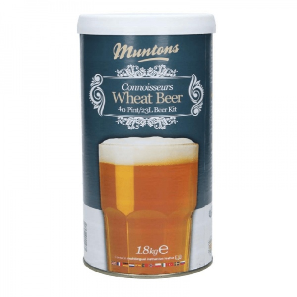 HEIMBRAUSET MUNTONS Wheat Beer 1,8 kg