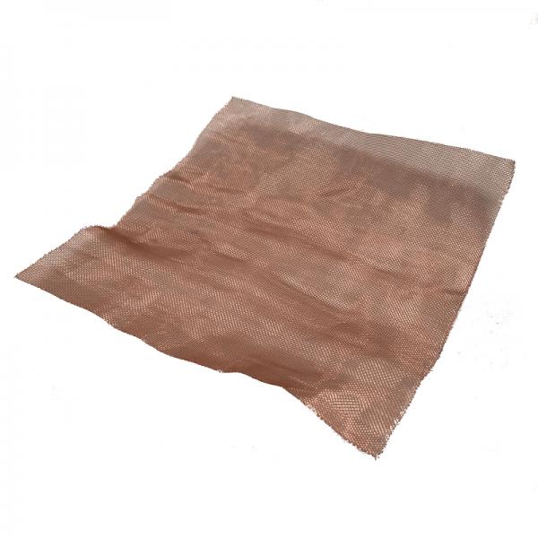KUPFERGEWEBE 100cm breit per Laufmeter