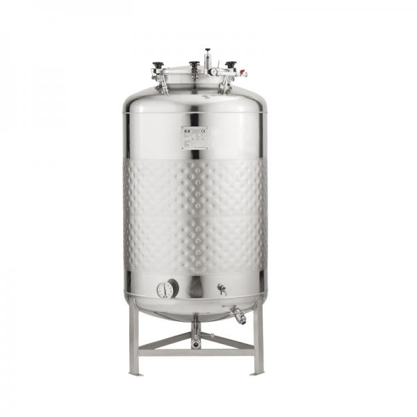 Speidel Edelstahl-drucktank 1150l, 1.2 bar