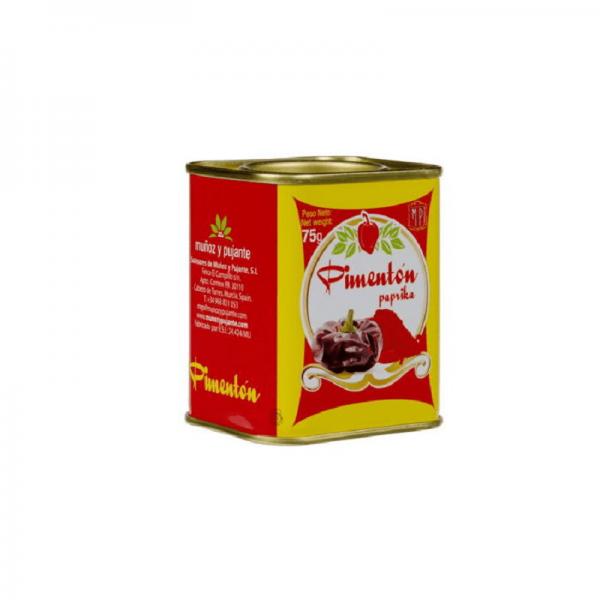 PIMENTON AHUMADO 70g Dose, picante