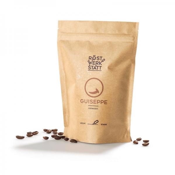 """RÖSTWERKSTATT-COFFEE ESPRESSO """"Guiseppe"""", 250g"""