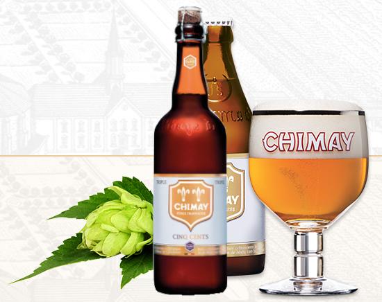 Spezialbier Chimay Cinq Cents 8% 0.75l