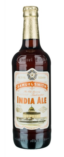 Spezialbier Samuel Smith India Ale 5% 0.55l