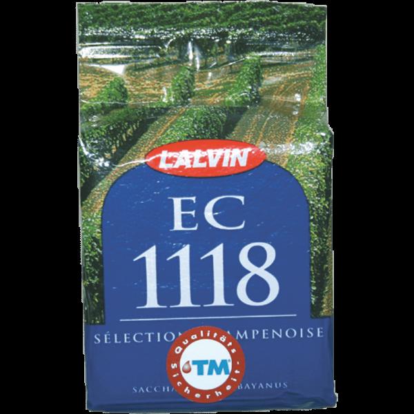 Dry Selected Yeast Lalvin (EC 1118) 500 g