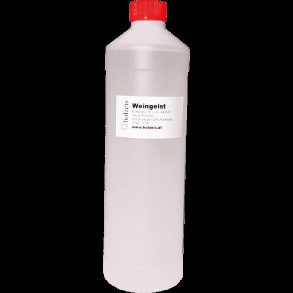 WEINGEIST,1 L (96% vol. Alk. Ethanol)