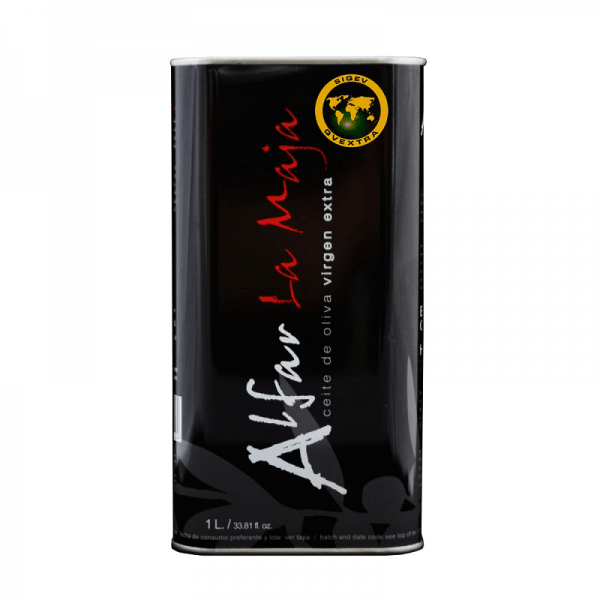 ALFAR ARBEQUINA Oliveoil, coldpressed, 5L Can