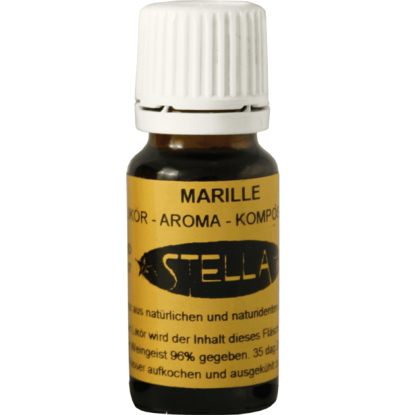 STELLA KOMPOSITION, Marille, 10 ml f. 1 l