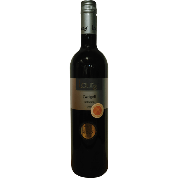 LAURER Wein Zweigelt Selection 2016 0,75 l