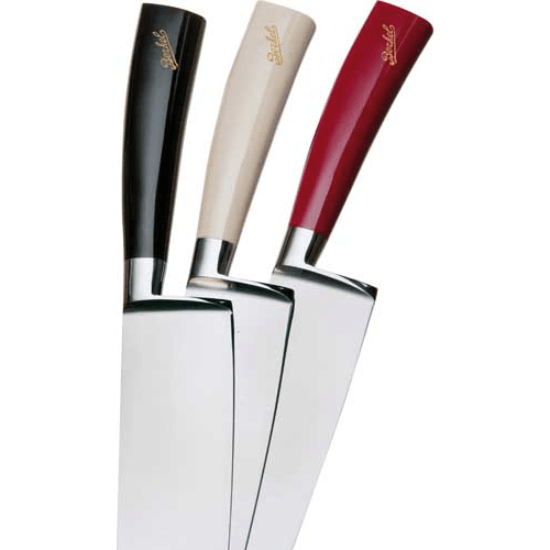 BERKEL KNIFE SET ELEGANCE 3-piece black