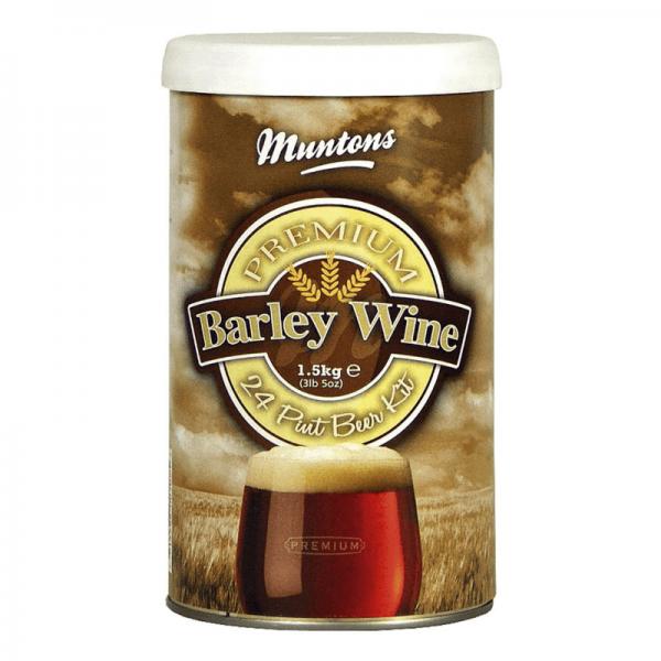 Heimbrauset Muntons Barley Wine 1,5 kg