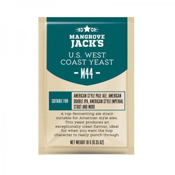 Bierhefe Mangrove Jack's Craft US West Coast 10g