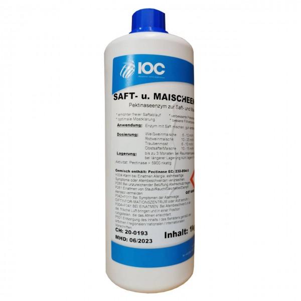 TM Juice & Mash Enzyme 1l