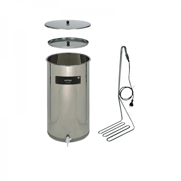 SPEIDEL - JUICE KEG - SET, stainless steel, 110 l