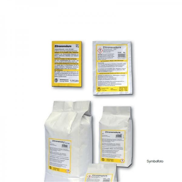 Zitronensäure 0,5 kg