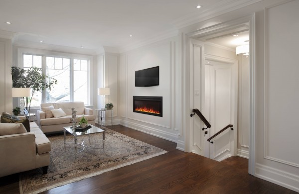 NAPOLEON ELECTRIC FIREPLACES PURVIEW ™ 50