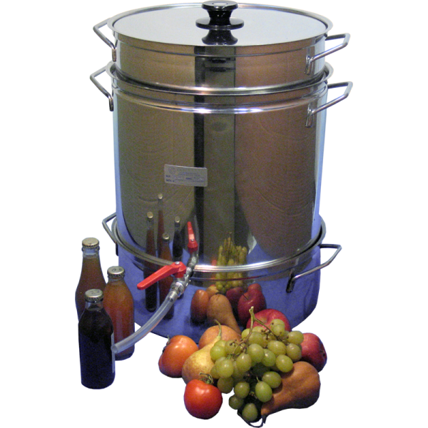 """GRETA"", VAPOR COOLER, stainless steel, 24 liters"